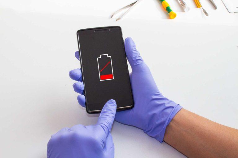 Como fazer a bateria do seu smartphone Android durar mais